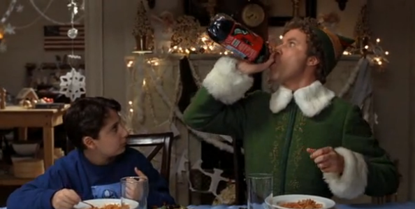 95 Thoughts While Watching Elf