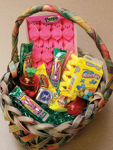 6 easter traditions that every college kid wishes they werent too getting an easter basket negle Choice Image