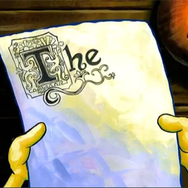 the essay spongebob I've struggled for a couple years with forgiving one guy this really spoke to me this morning.