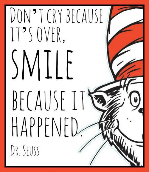 7 Dr Seuss Quotes To Live By