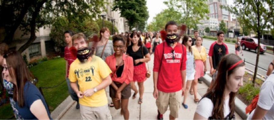 how to survive boston university s zombie apocalypse