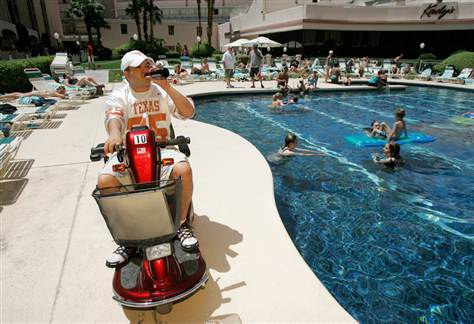 10 things no one tells you about las vegas for Motorized scooter rental las vegas