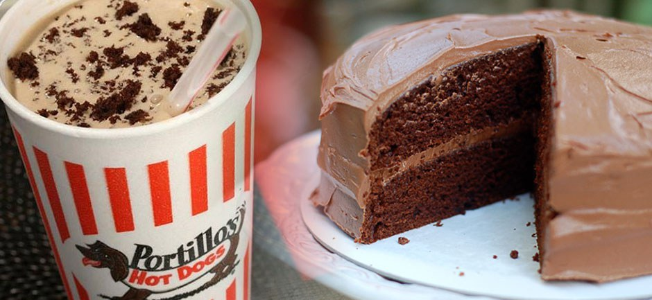 Portillo S Cake Shake Price