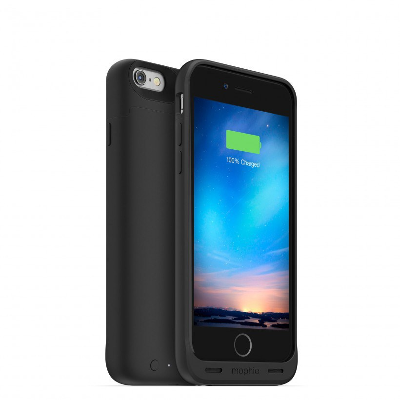 60 gets you an extra 60 percent battery life on your phone and its the most compact battery pack phone case mophie has ever made