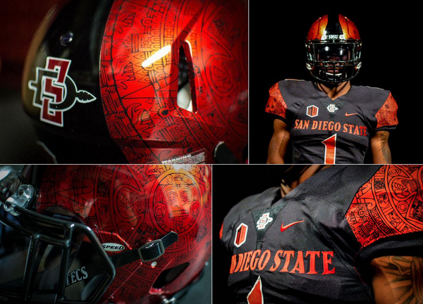 10 Of The Best Football Uniforms In College History e977becb2