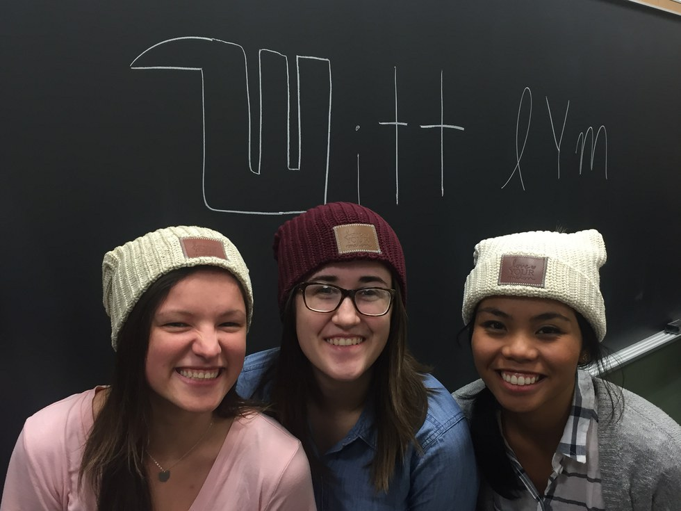 2c14f2a2cd55c Love Your Melon is run by college students! Follow  wittLYMcrew on  Instagram and twitter for more information on how to get involved and how to  support ...