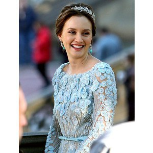 Blair Waldorf Blue Wedding Dress - Wedding Dress & Decore Ideas