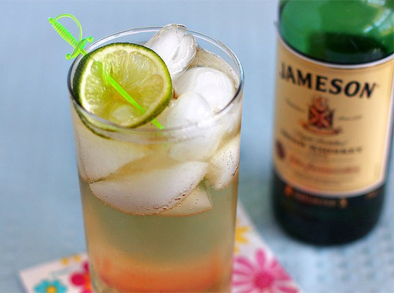 how to order jameson at a bar