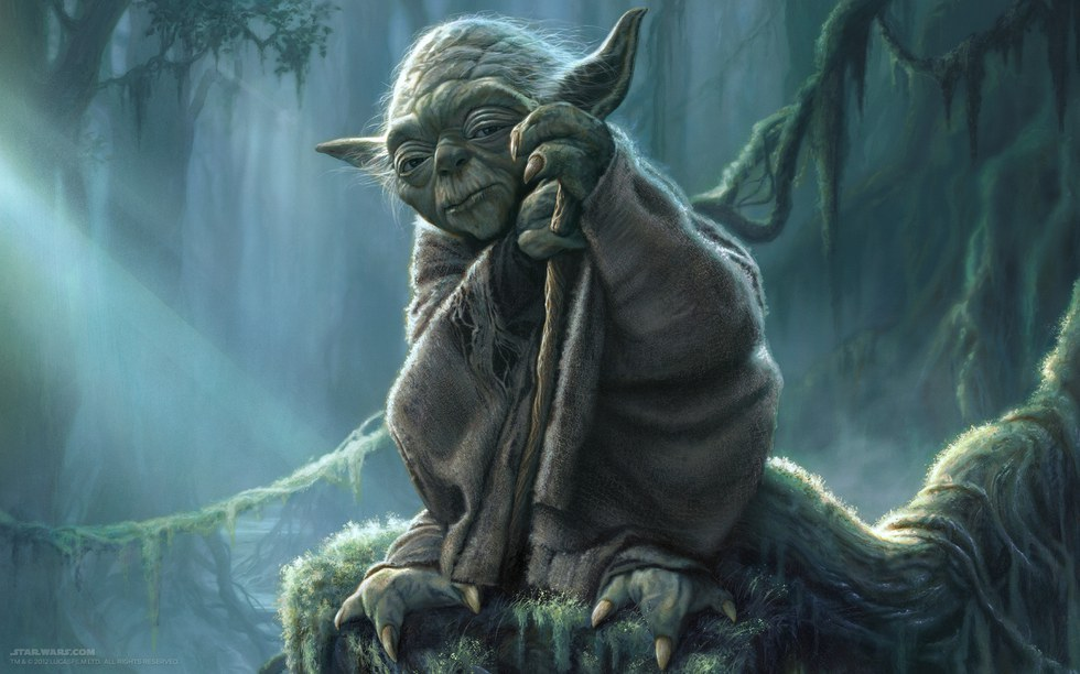 Yoda Lessons 7 There Are