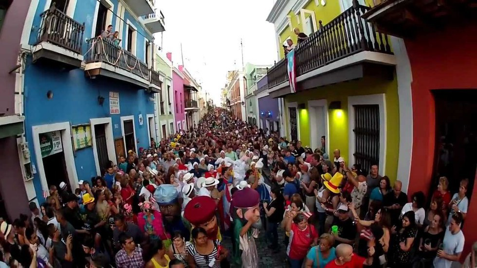 image courtesy of everfestcom puerto ricans - Christmas In Puerto Rico