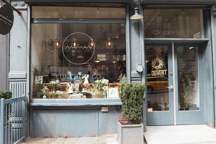 Best French Cafe Soho