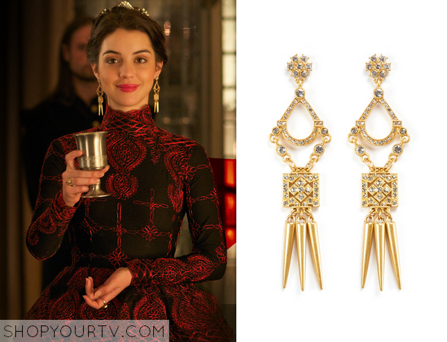 The Best Outfits From Reign