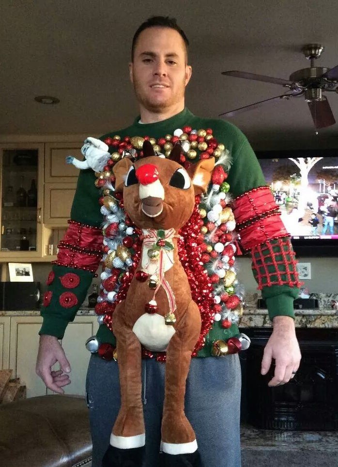 12 Of The Tackiest Christmas Sweaters Money Can T Buy