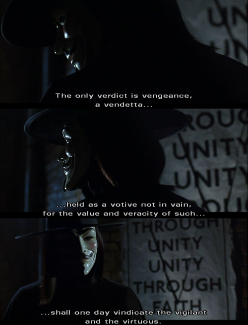 9 Quotes From V For Vendetta That Prove How Amazing It Is