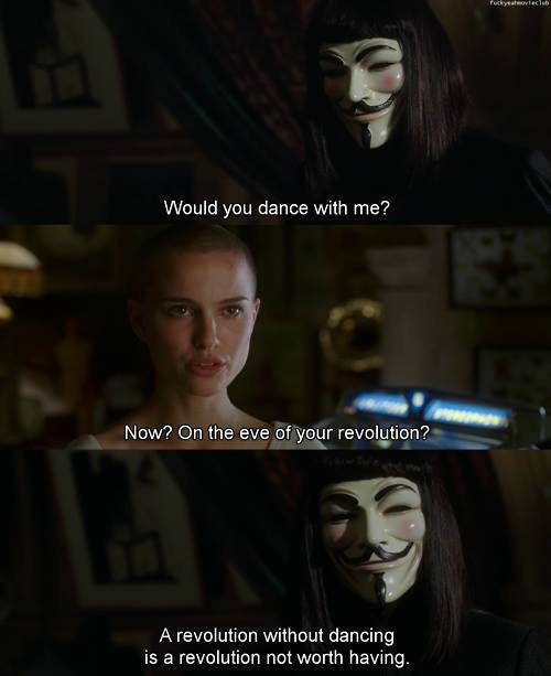 V For Vendetta Quotes 9 Quotes From 'v For Vendetta' That Prove How Amazing It Is