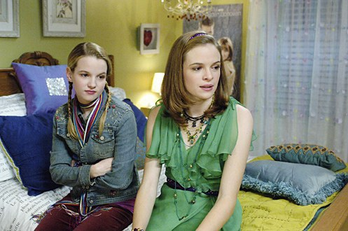 This DCOM Features Another Disney Channel Sister Power Duo Danielle And Kay Panabaker