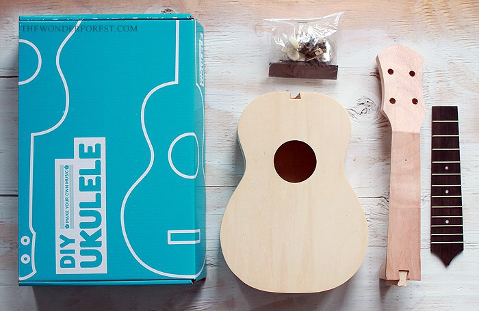 5 unique gifts to keep in mind this christmas diy ukulele solutioingenieria Image collections