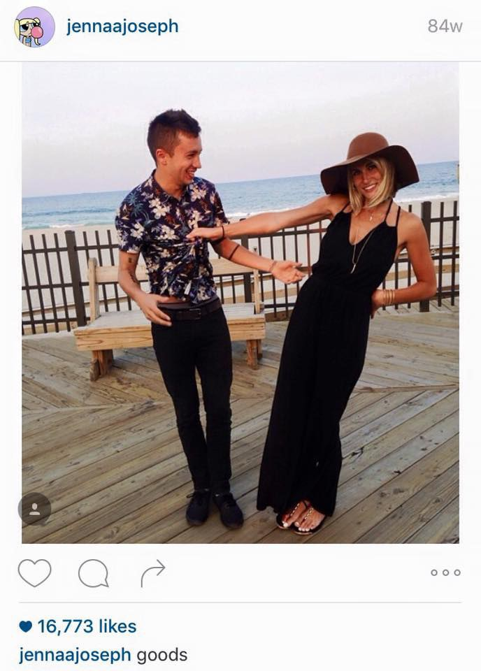 Why Tyler And Jenna Joseph Are RelationshipGoals