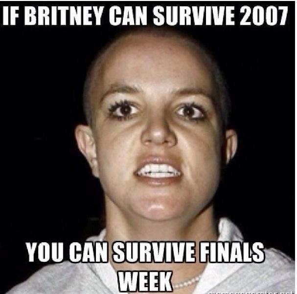 Finals Week Meme Matrix Finals Week Mot...