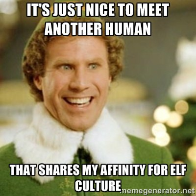 Elf Quotes Fair 21 Elf Quotes For When You Need An Instagram Caption