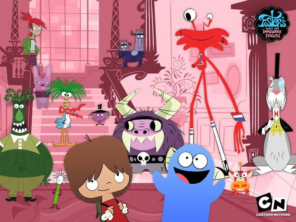 Fosters Home For Imaginary Friends 2004 2009