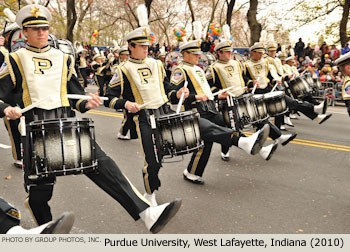 10 Signs It S A Football Saturday At Purdue