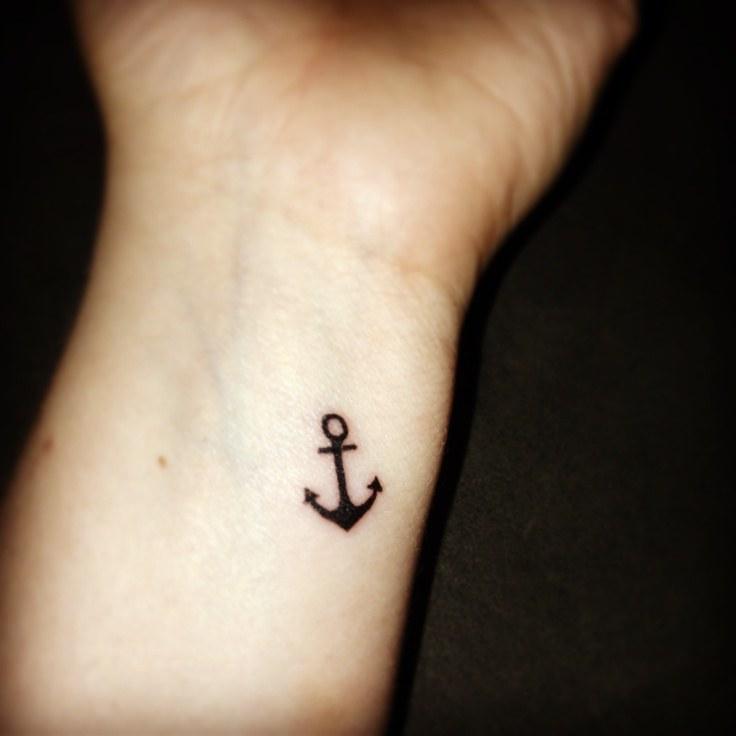 15 Cute Anchor Tattoos That Aren T Cliche: Top 12 Worst Tattoo Clichés