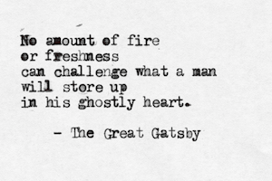 "Quotes From The Great Gatsby Awesome 11 Quotes From ""the Great Gatsby"" That Hit Close To Home"