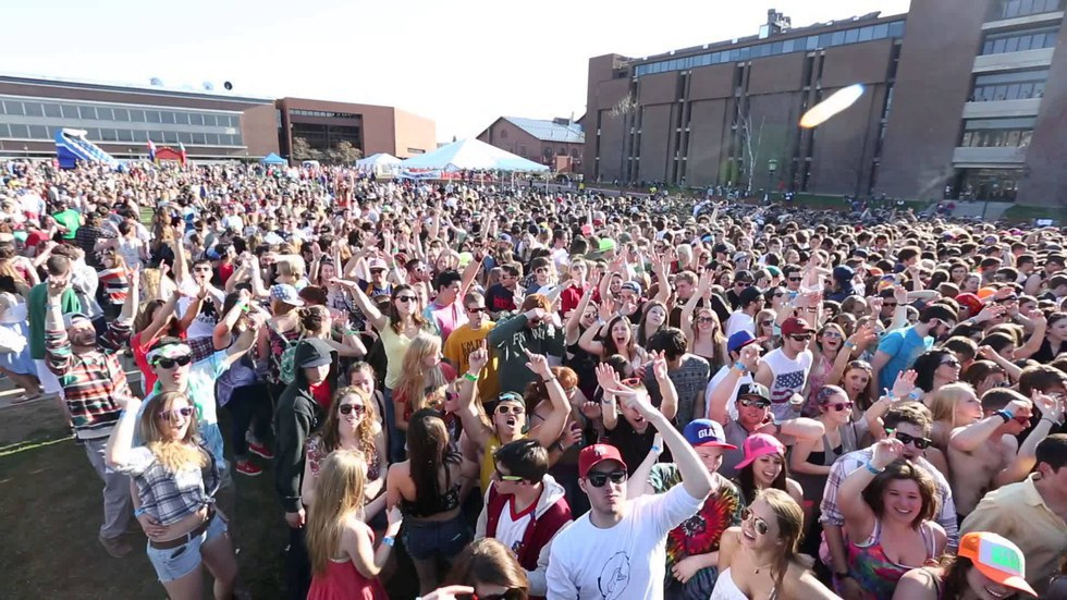 UVM lifts fraternity ban but continues to exclude 2 after