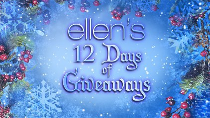No matter who is on the show, DeGeneres is constantly giving to her guests and audience. If you have ever watched DeGeneres during the Christmas holiday, ...