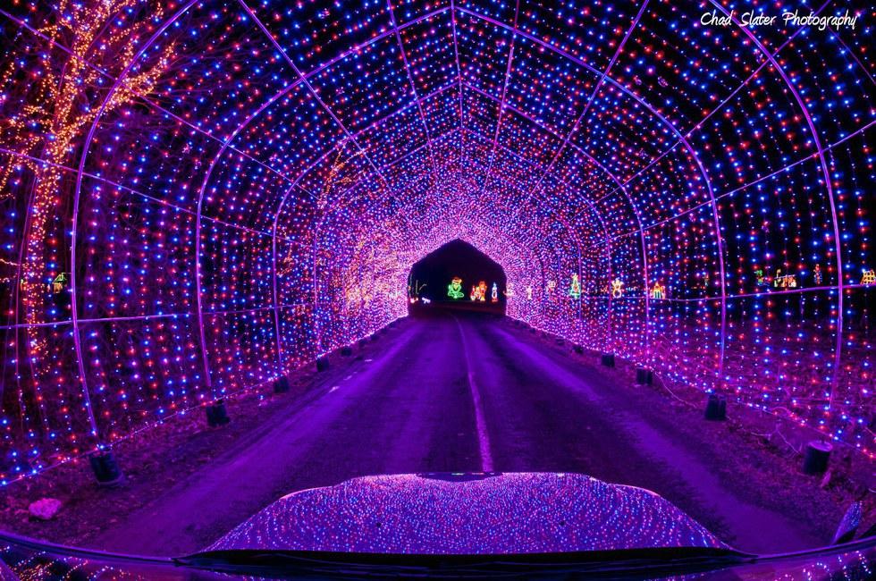 Shady Brook Farm Christmas Lights