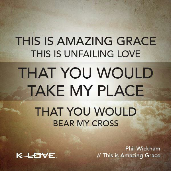 42 of the best christian songs 9 this is amazing grace by phil wickham stopboris Choice Image