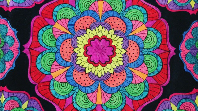 Numerous Studies Across The Nation Have Recently Linked Growing Trend Of Coloring In Adult Books To A Distant Form Art Therapy