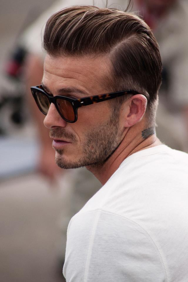 David Beckham Has Had Many Great Hairstyles Throughout His Career, But This  Hairstyle He Sported In 2012 2013 Has Got To Be His Best.