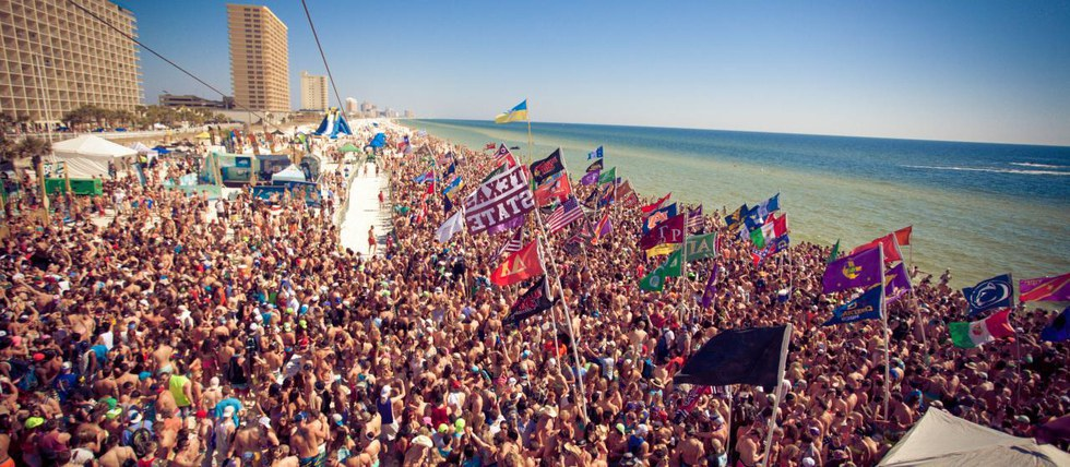 Panama City Beach Hotels During Spring Break