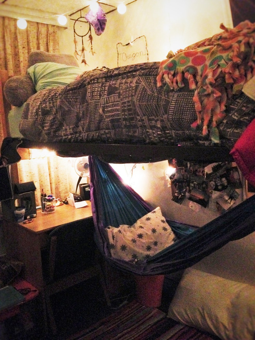 Making The Most Of Your Dorm Room