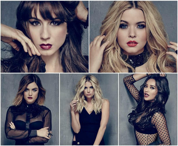 Pretty Little Liars Look Alikes