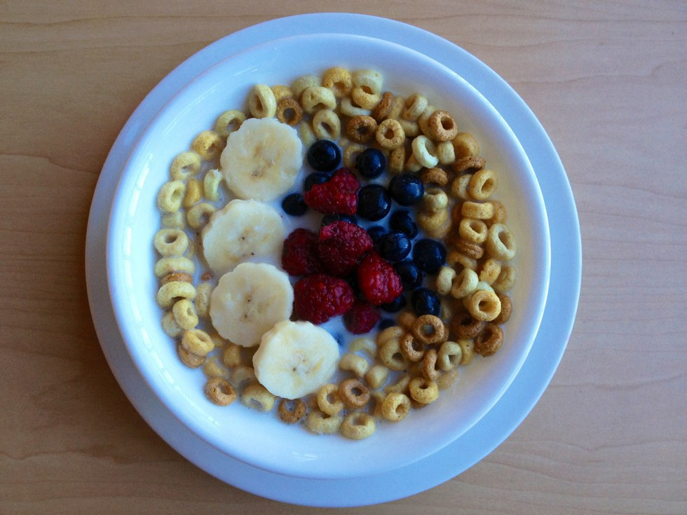 9 quick breakfast meals you can make in your dorm room 980xg ccuart Image collections