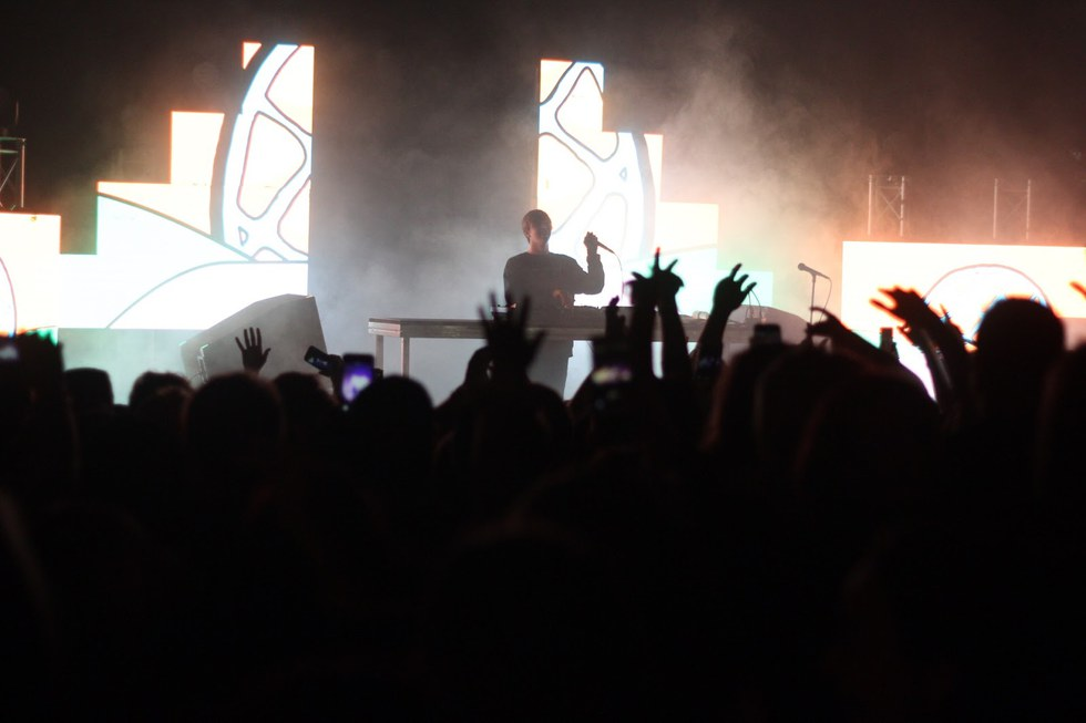He started out strong and set the tone for his entire performance. He came to show Urbana a good time and he did just that. & Whethan Sells Out Canopy Club In Urbana Illinois