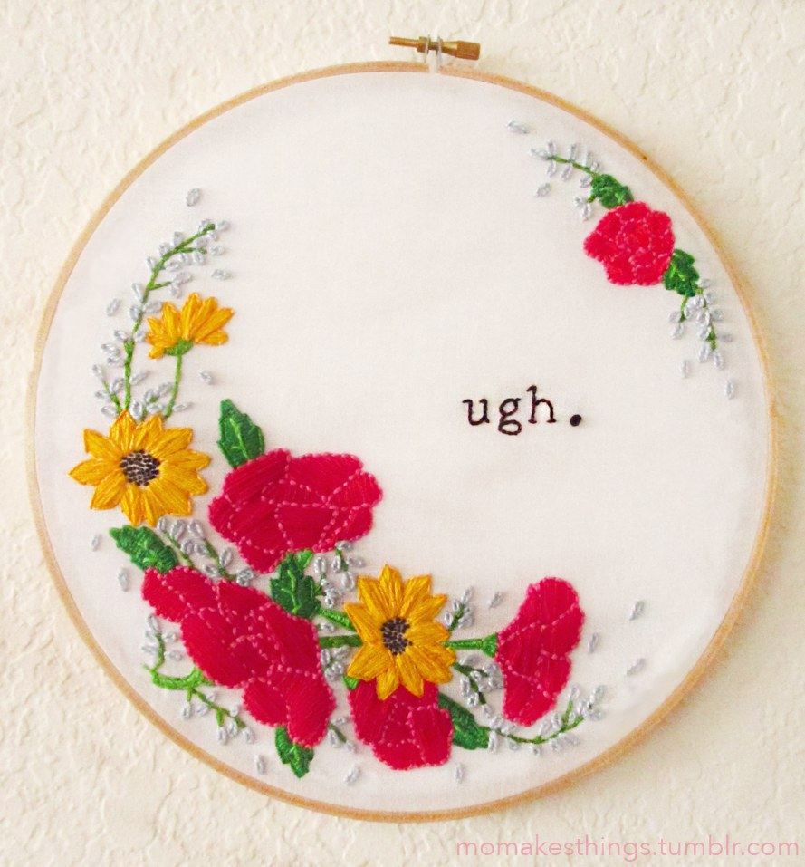 The Activities You Should Be Doing Instead Of Homework Complex Origami Instructions Embroidery 2 Embroidering