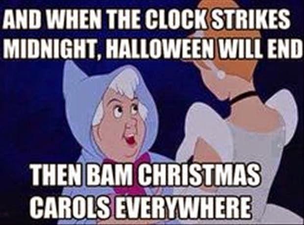 psa november is not christmas