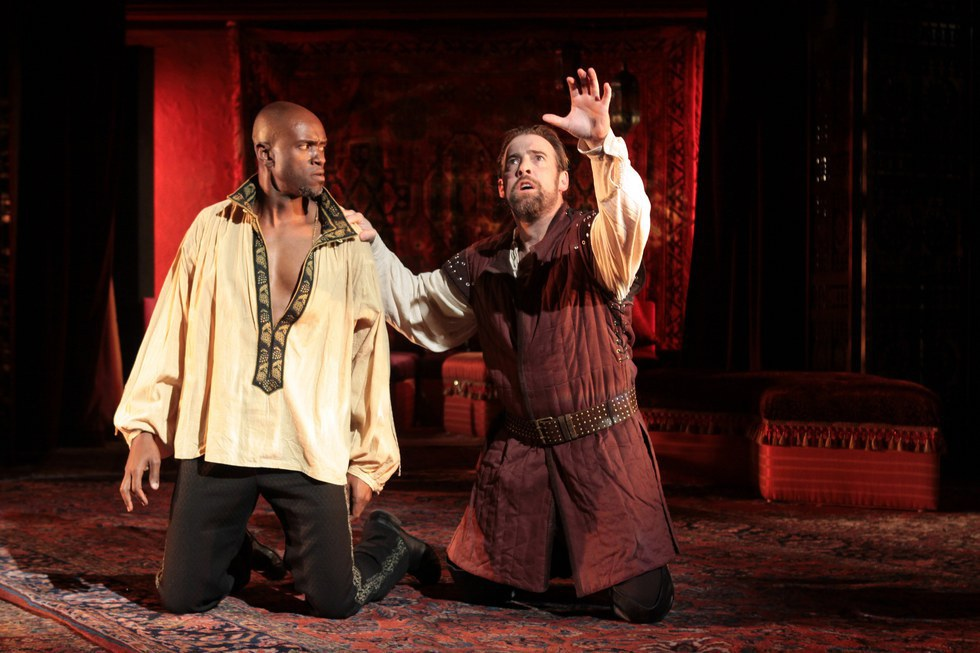 the description of the character of othello in the play othello The character of othello transforms during the course of the play from a respected and revered general to a fallen cynical and lascivious shell of a man, due to the unfortunate sequence of events that transpire through both coincidence and iagos evil designs.