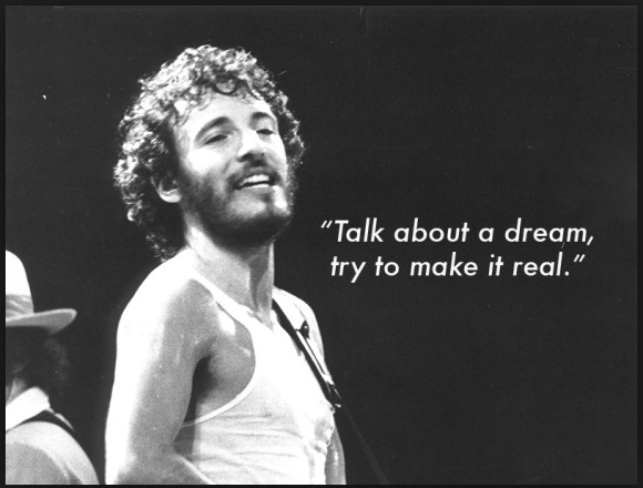 7 Of Bruce Springsteen's Most Inspirational Lyrics