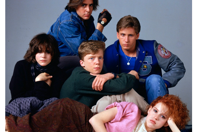 Image result for The Breakfast Club (1985)