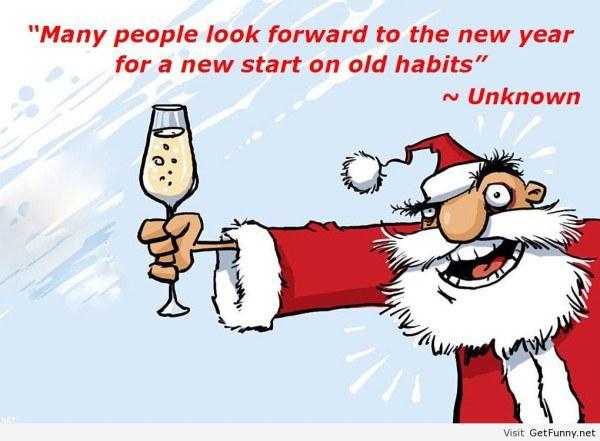 10 Jokes On New Years Resolutions