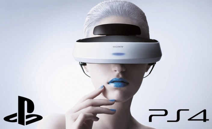 854ff248f634 Sony Virtual Reality Helmet