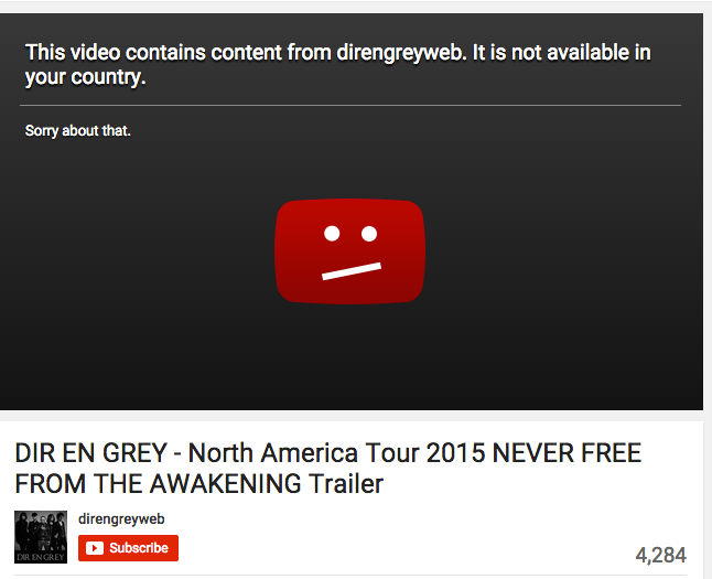 access youtube videos not available in your country