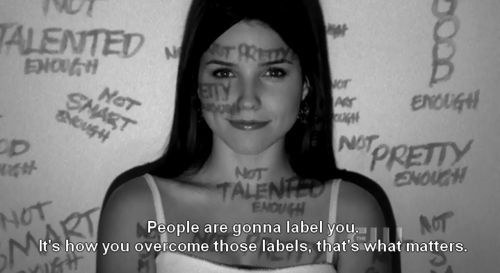 6 Brooke Davis Quotes I Found To Be True In College