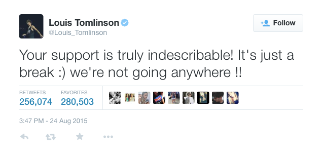 Is One Direction Really Going Separate Directions Once And For All