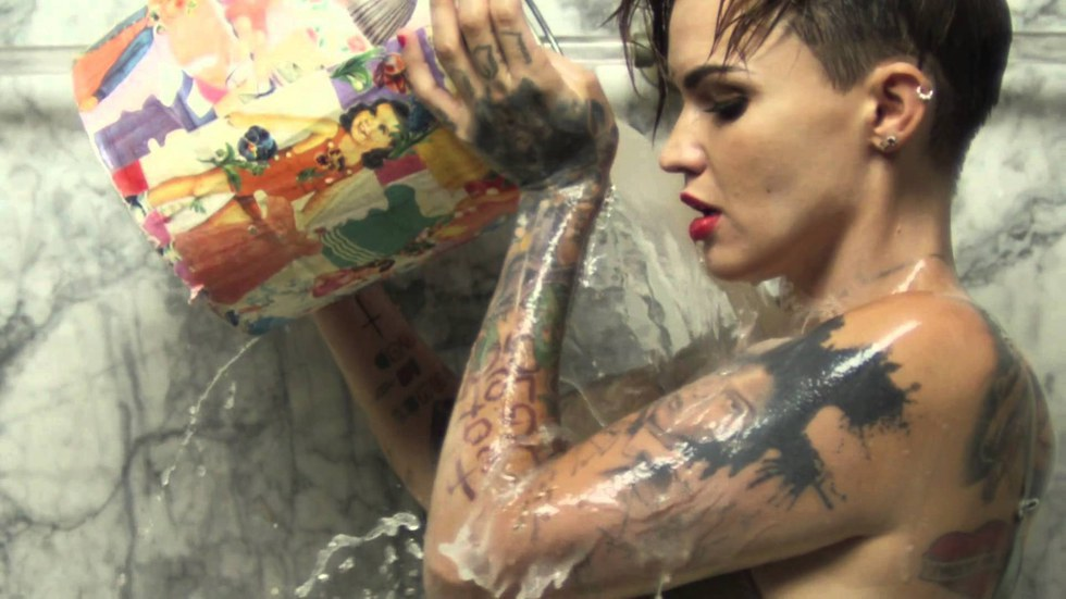 Ruby rose naked video